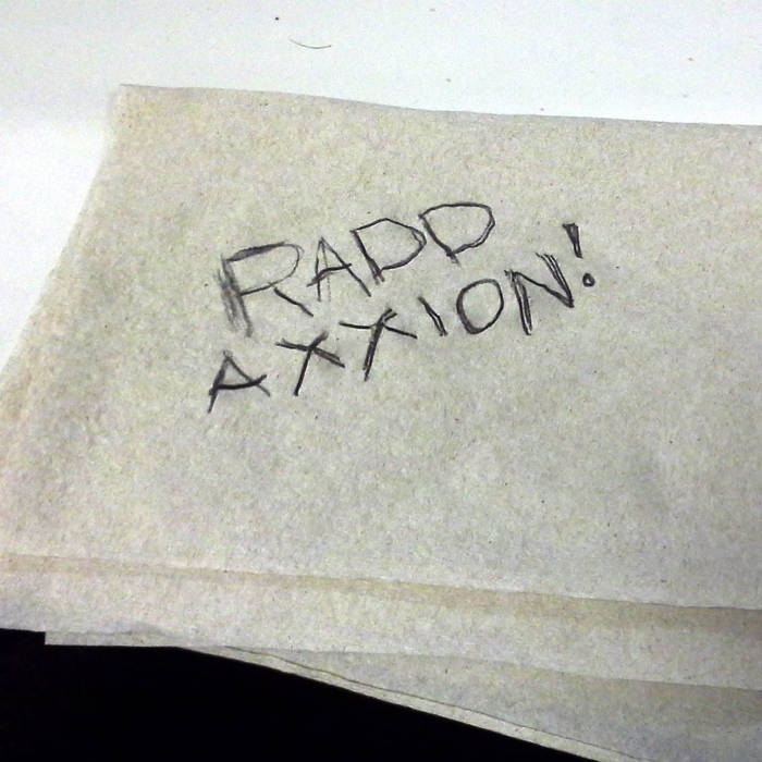 Radd Axxion cover art