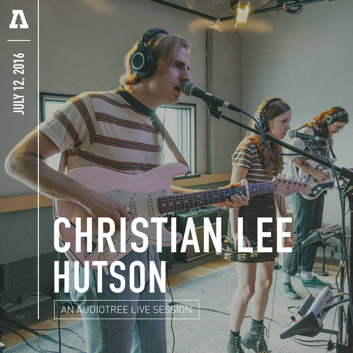 Christian Lee Hutson - Audiotree Live cover art