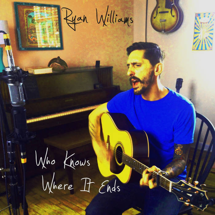 Who Knows Where It Ends cover art