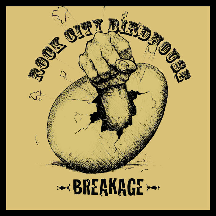 Breakage cover art