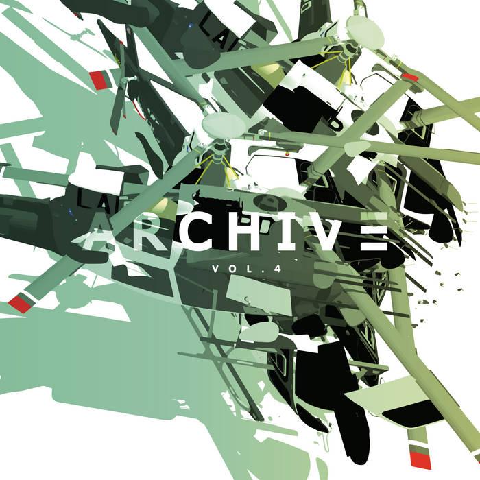 [KPL002CD] V/A - Archive Vol.4 cover art