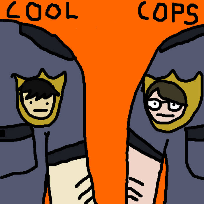 cool cops cover art