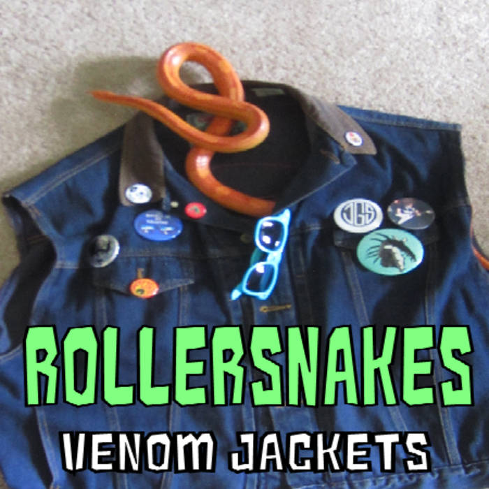 Venom Jackets cover art