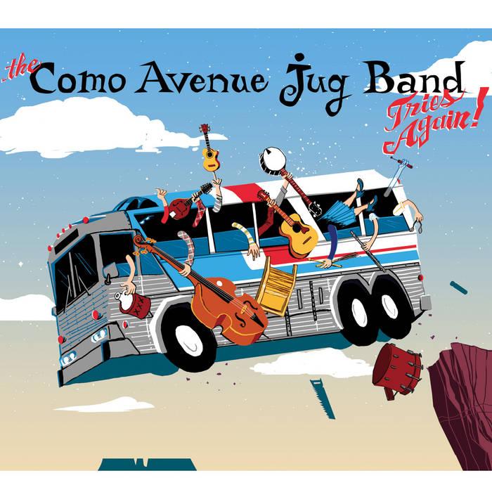 The Como Avenue Jug Band Tries Again! cover art