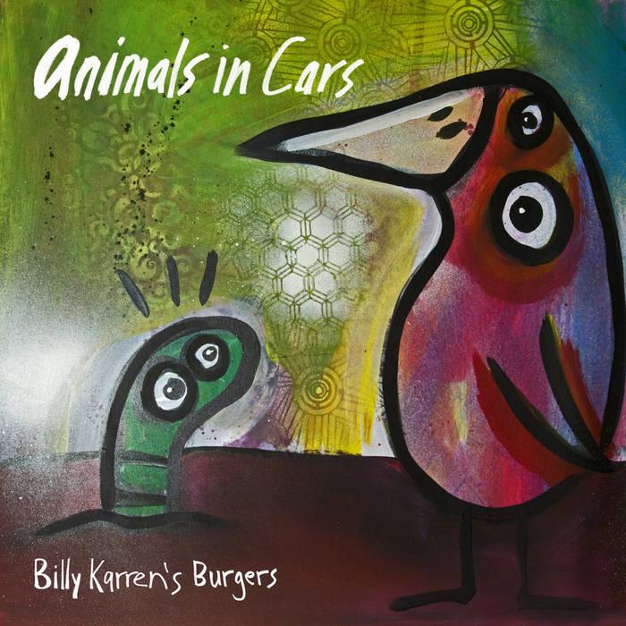 Billy Karren's Burgers cover art