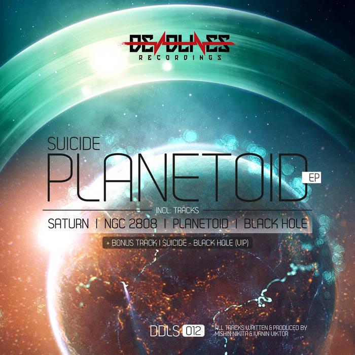 Planetoid cover art