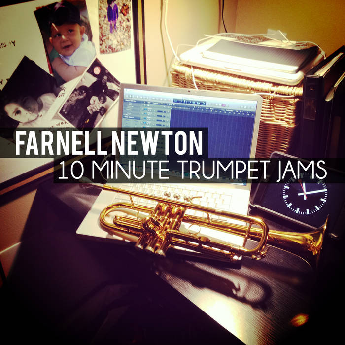 10 Minute Trumpet Jams cover art
