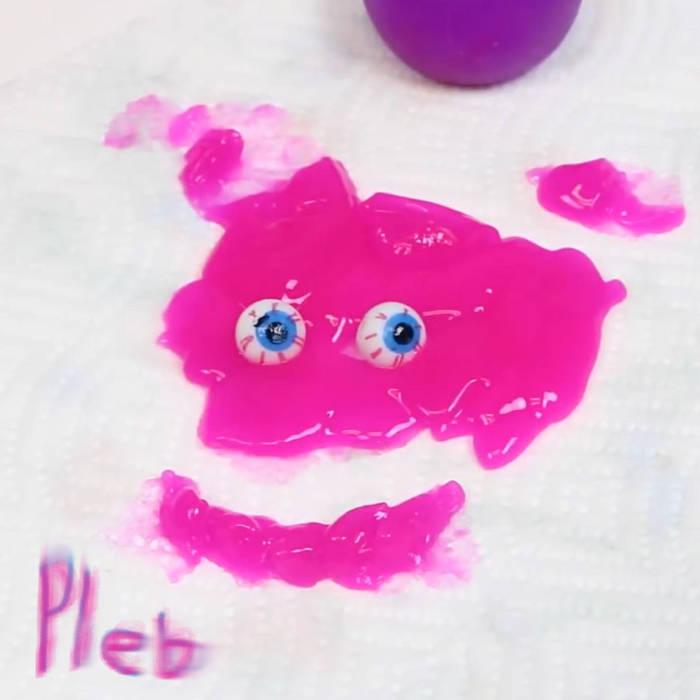 Pleb cover art