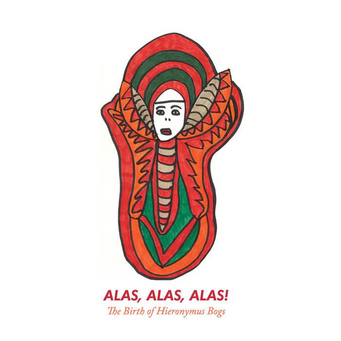 Alas, Alas, Alas! cover art