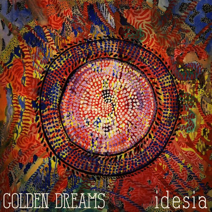 Golden Dreams cover art