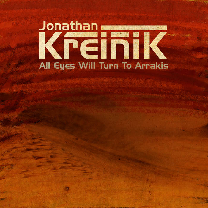 All Eyes Will Turn To Arrakis cover art