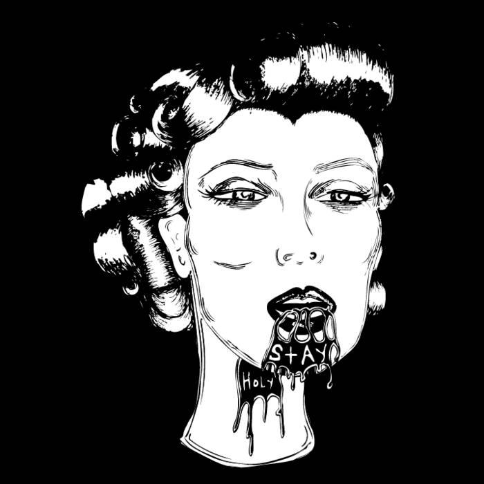 Stay Holy (split w/The Creakies) cover art