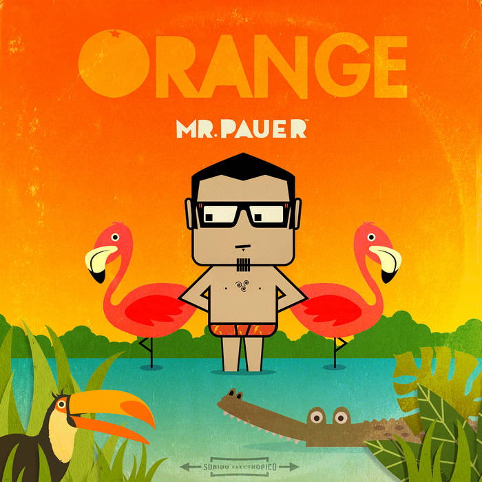 Orange cover art