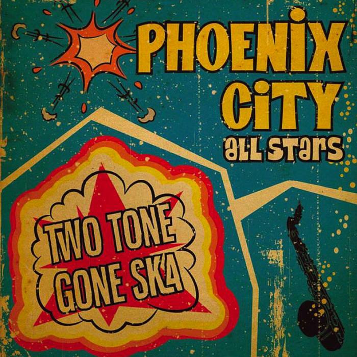 2 Tone Gone Ska cover art