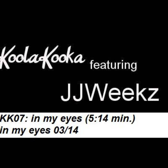 in my eyes (KK07) cover art