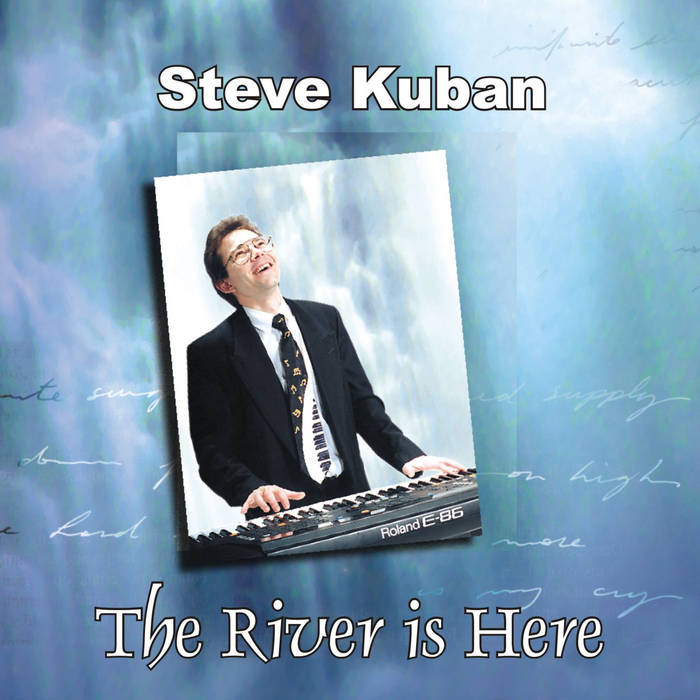 The River is Here cover art