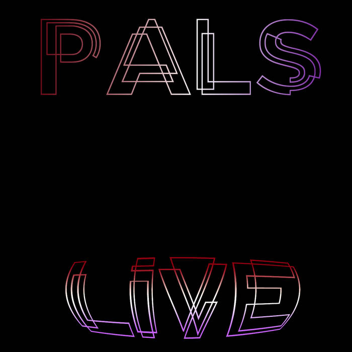 Pals Live cover art
