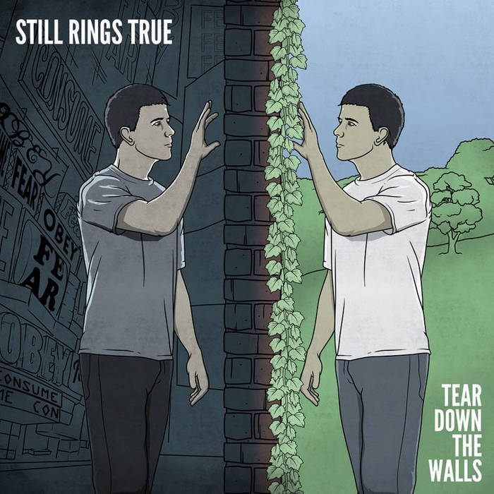 Tear Down The Walls cover art
