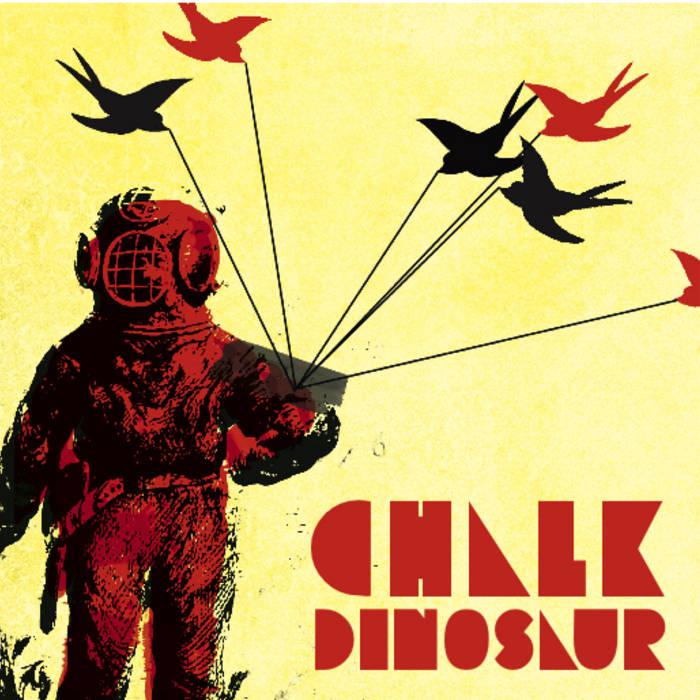 Chalk Dinosaur cover art