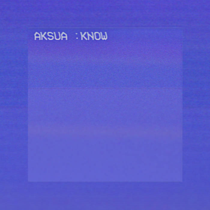 KNOW cover art