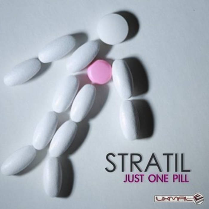 Just one pill (Steve Self remix) cover art