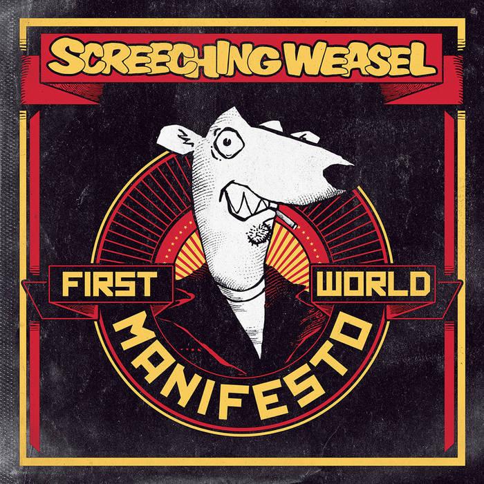 First World Manifesto cover art