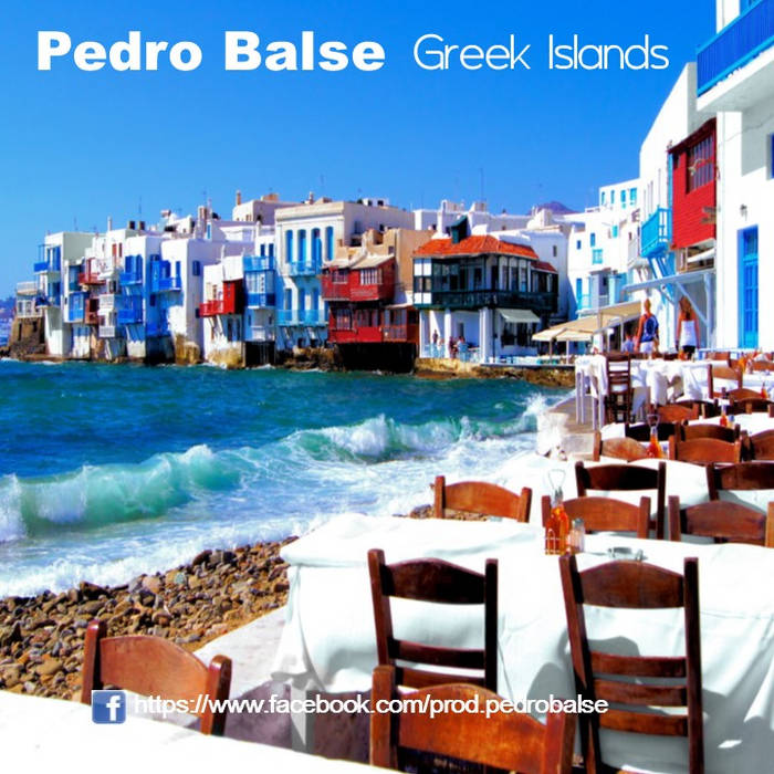 Greek Islands cover art