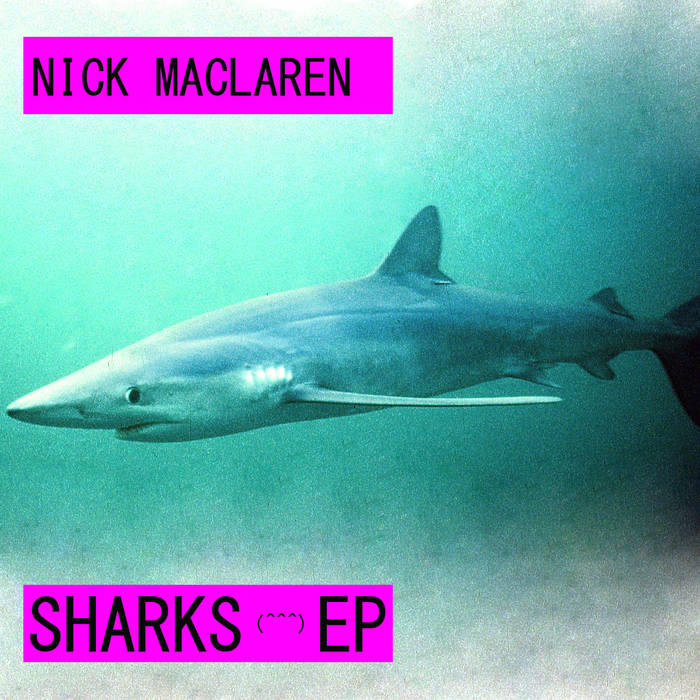 Sharks EP cover art