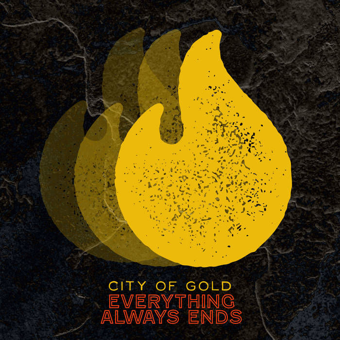 everything always ends cover art
