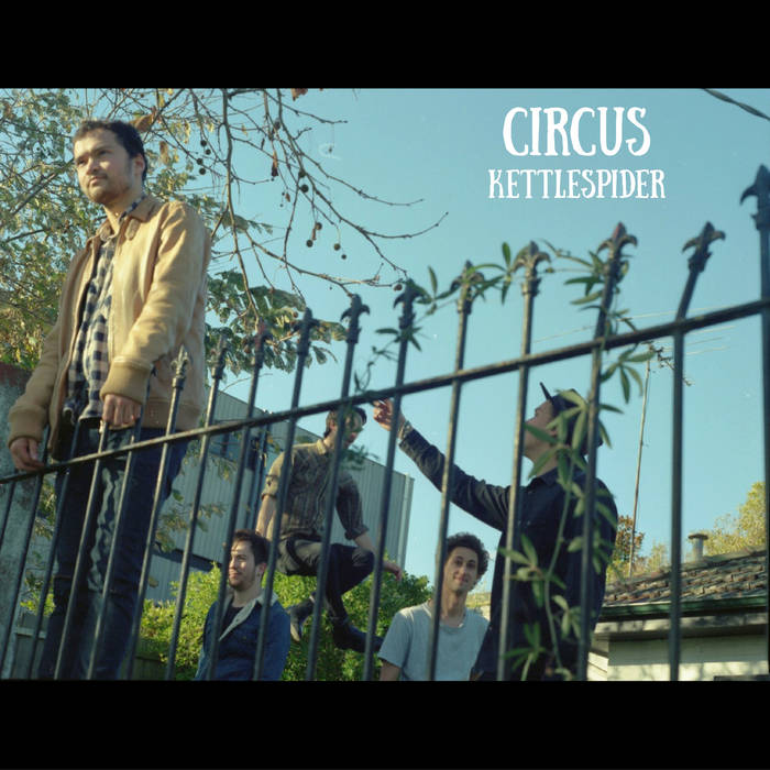 Circus cover art