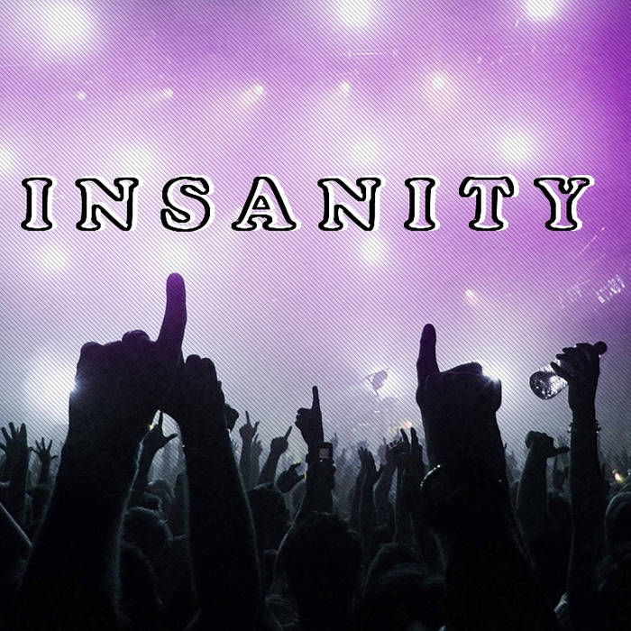 INSANITY cover art