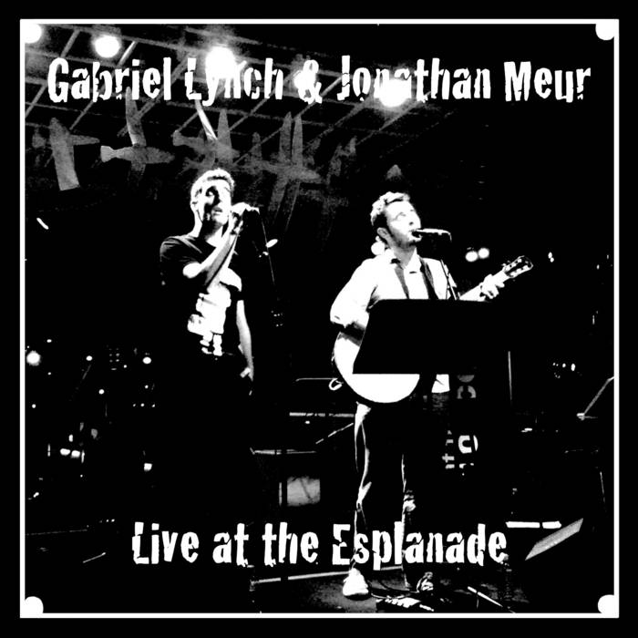 Live at the Esplanade cover art