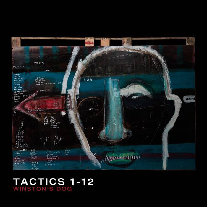 Tactics 1-12 cover art