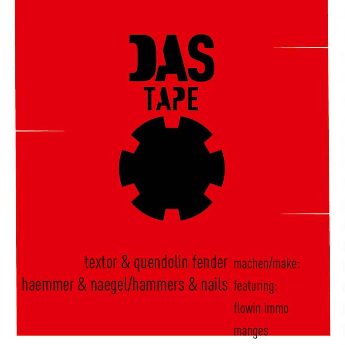Das Tape Haemmer & Naegel cover art