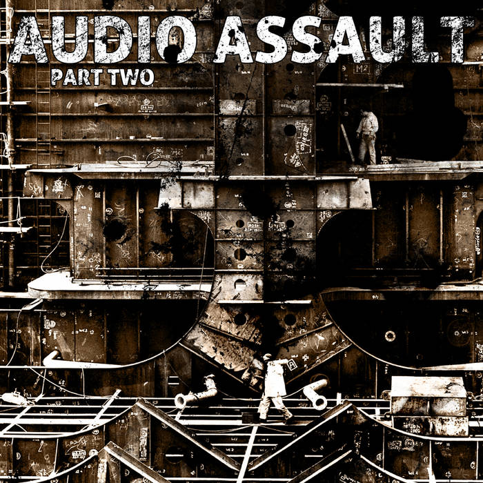 Audio Assault: Part 2 cover art