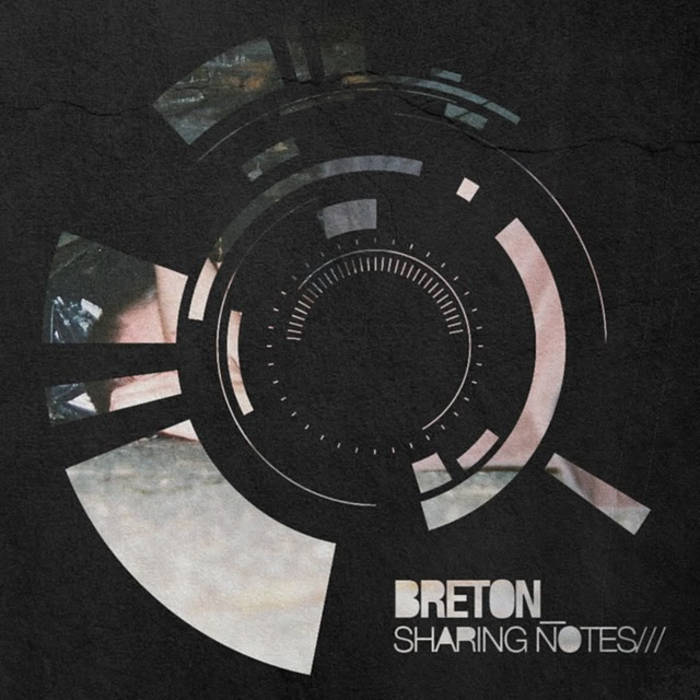 SHARING NOTES EP cover art