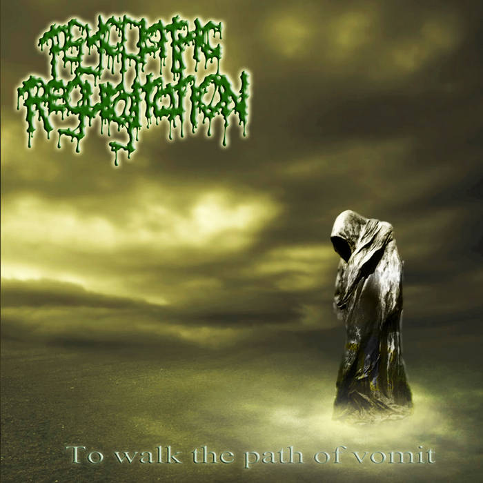 To walk the path of vomit cover art
