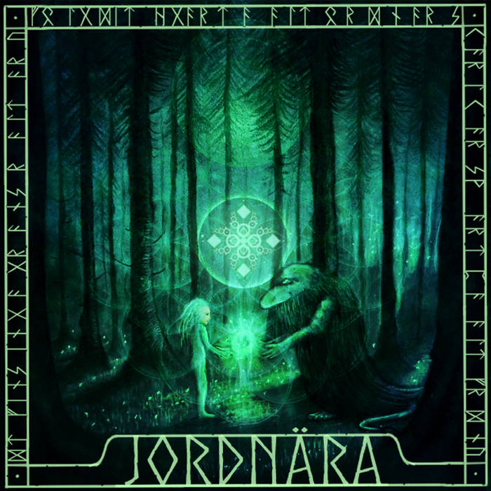 V/A - Jordnära cover art