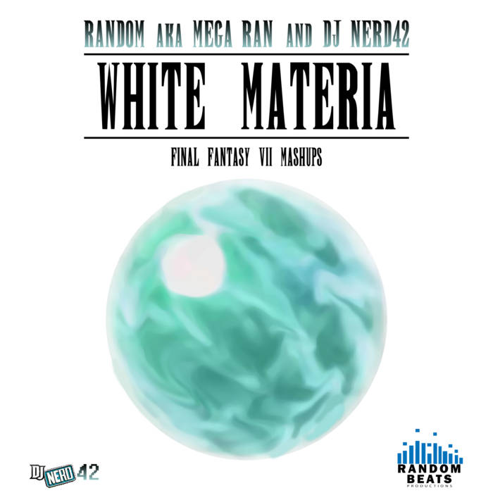 White Materia: Final Fantasy VII Mashups cover art