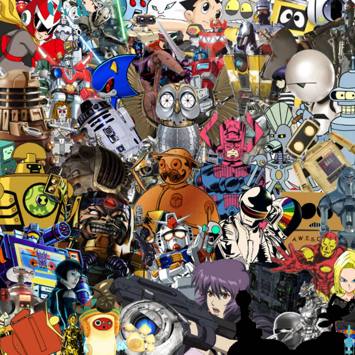 Robotic Uprising cover art