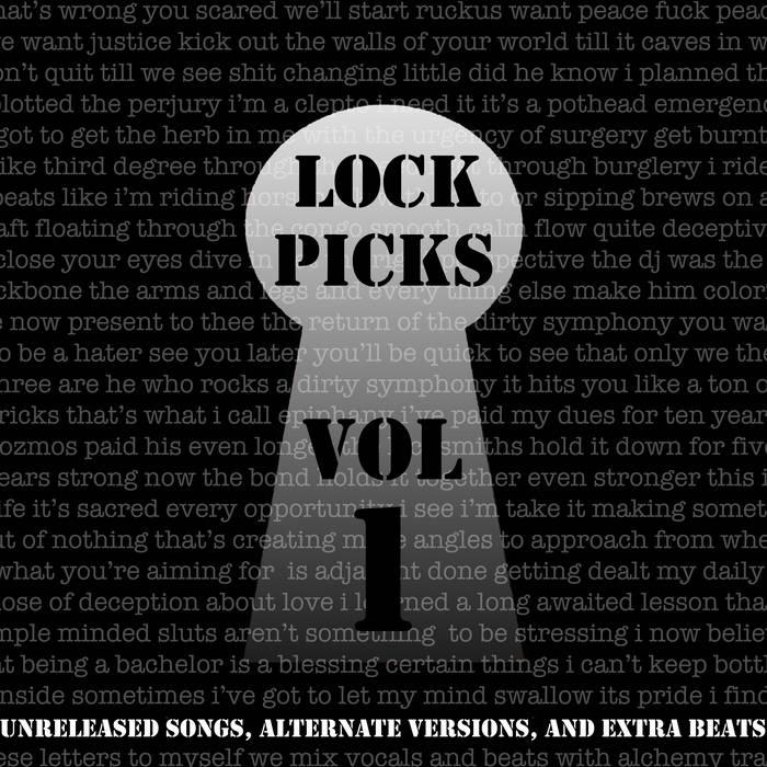 Lock Picks Vol. 1 cover art
