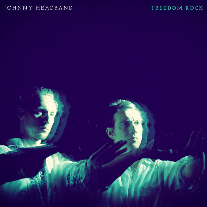 Freedom Rock EP cover art
