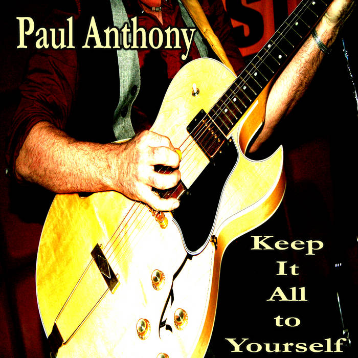 Keep It All To Yourself cover art