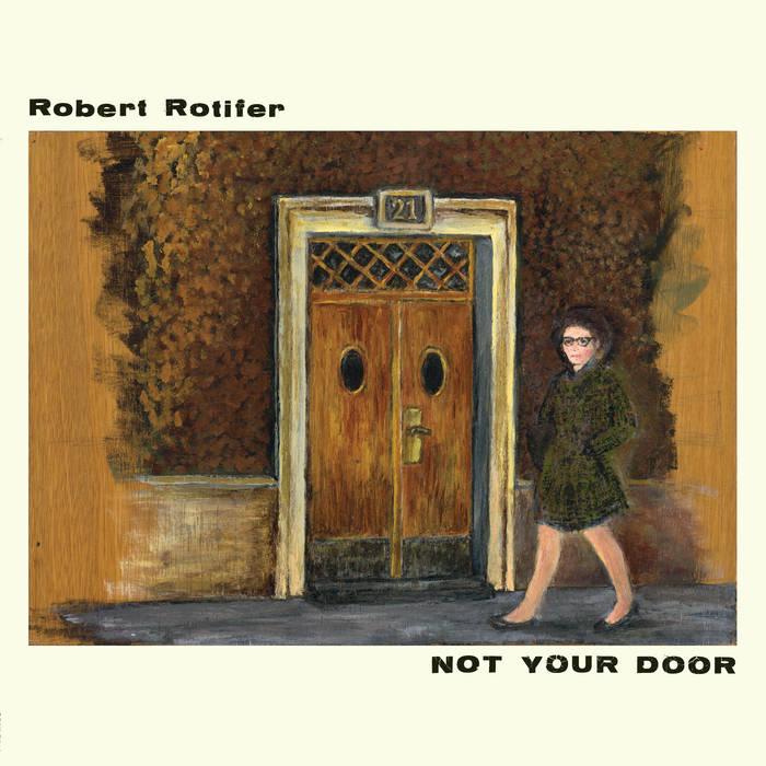 Not Your Door cover art