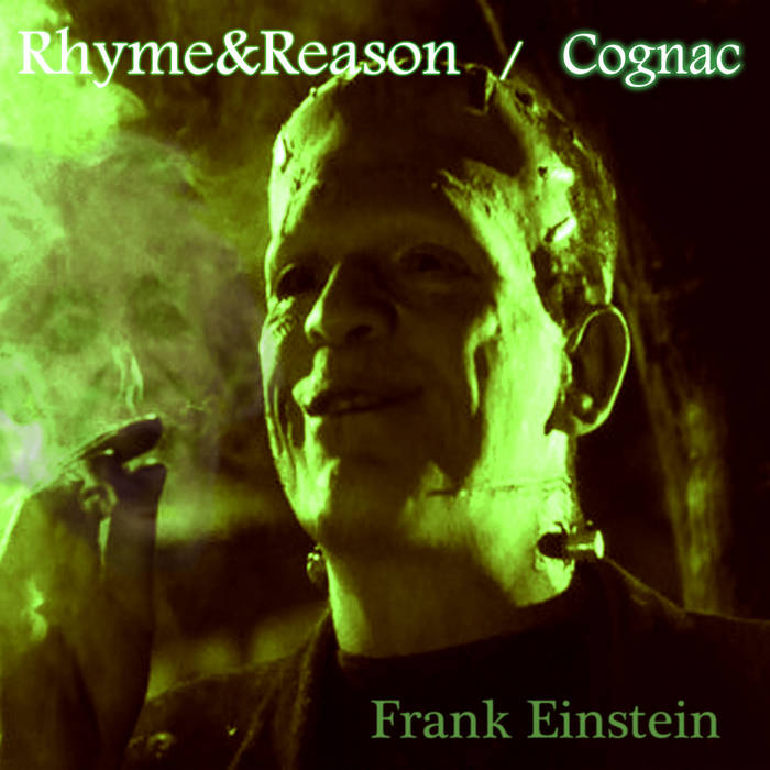 Frank Einstein cover art