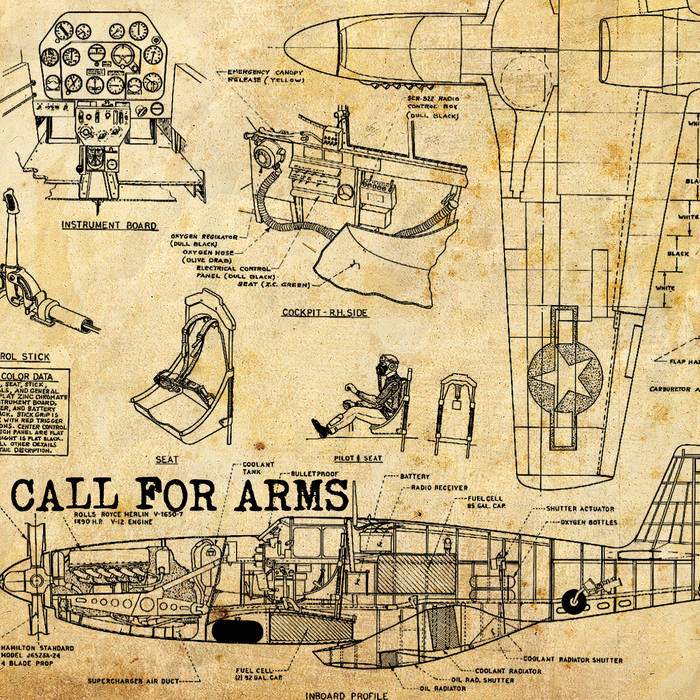Call For Arms cover art