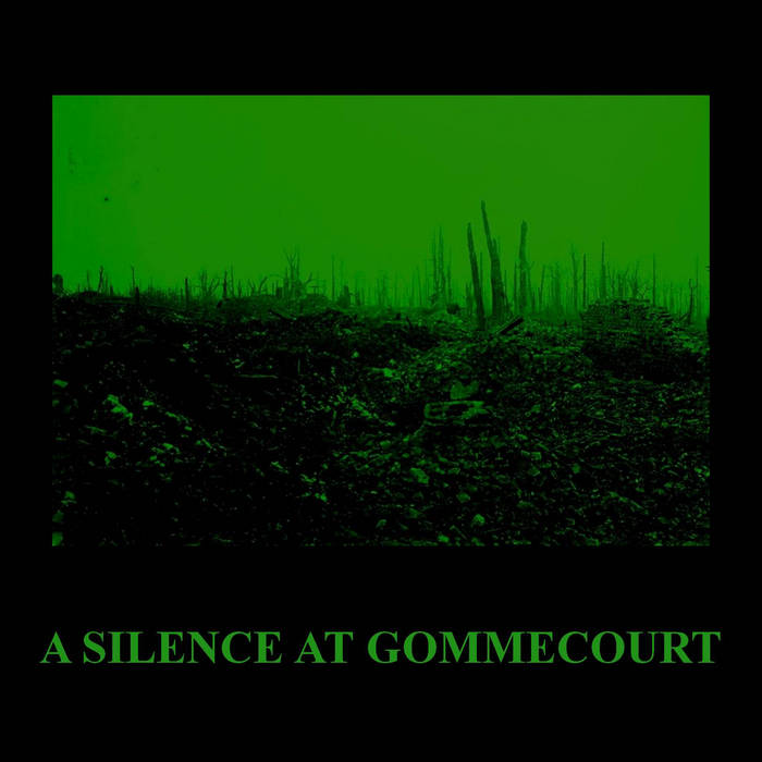 A Silence at Gommecourt cover art