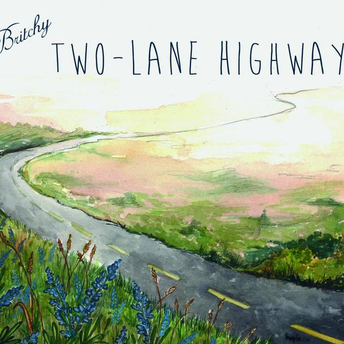 Two-Lane Highway cover art