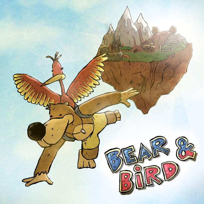 Bear and Bird cover art