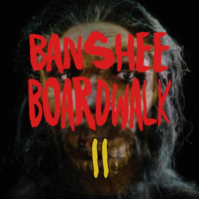 Banshee Boardwalk II: Cave of Horrors cover art